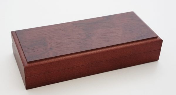 protective wooden case for acupuncture lasers